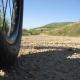 rueda y camino