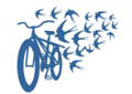 bici y aves
