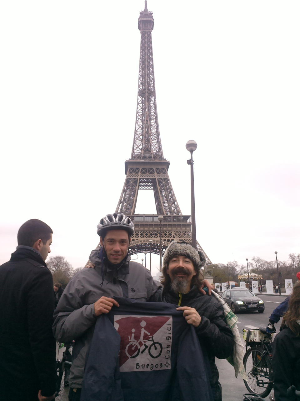Burgos Con Bici en París