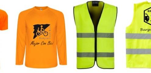 Camisetas de Burgos Con Bici