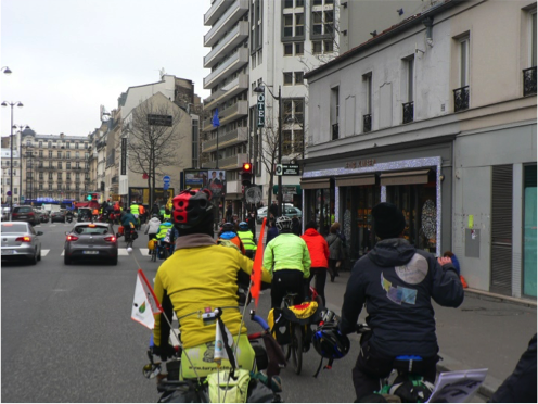 Biciclietada urbana
