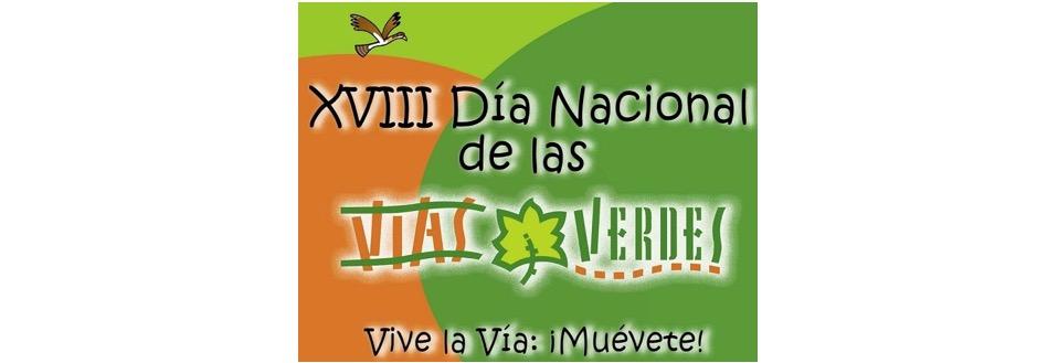 Día de las Vías Verdes. Banner