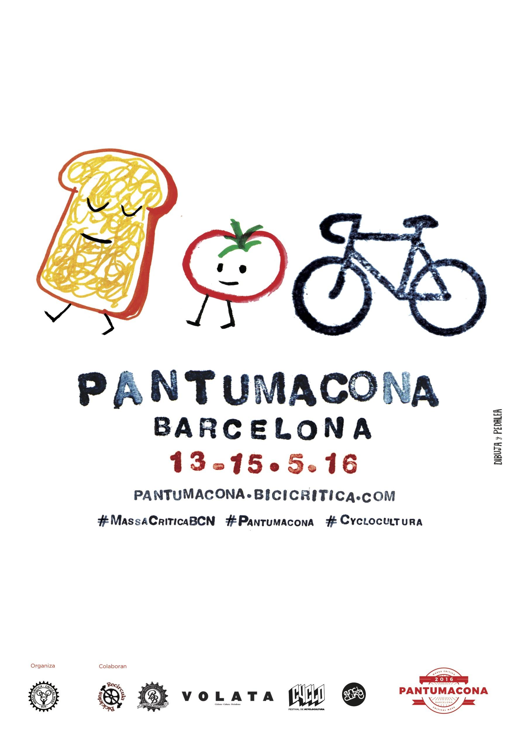 Cartel Pantumacona
