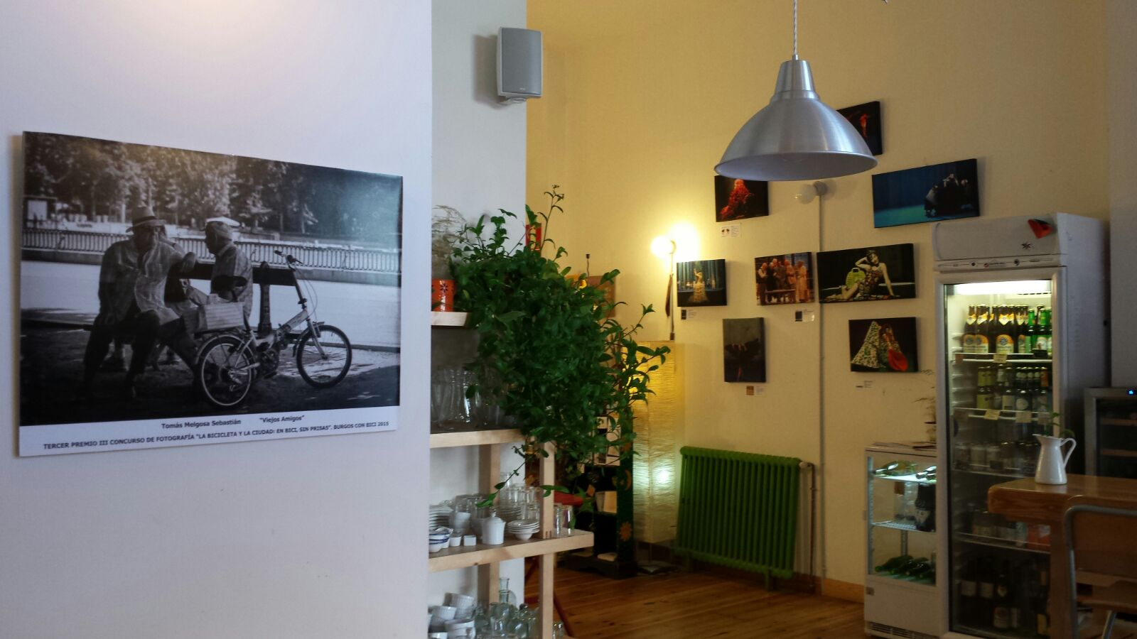 Exposición de fotografías