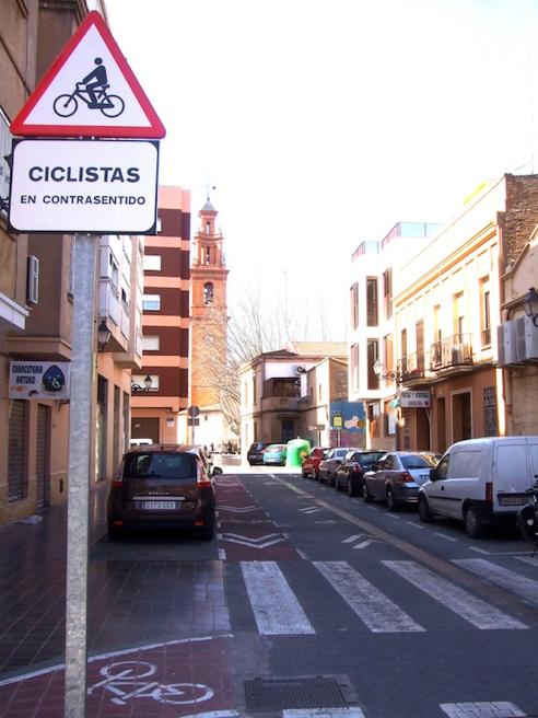 Diseño ciclocalles ciclocarriles 5