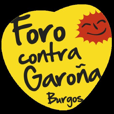 Logo del foro contra Garoña. Burgos
