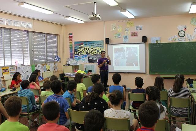 clase teórica Jueces de Castilla 14-06-17