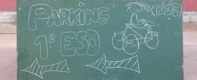 Parking 1º ESO