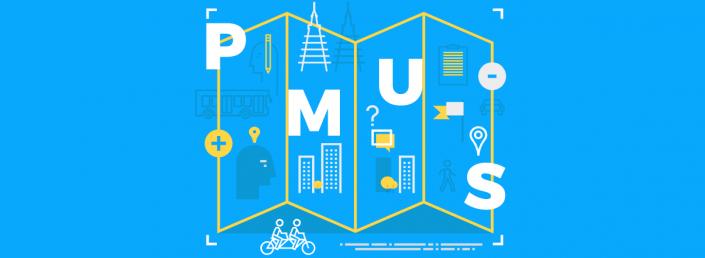 Imagen de promoción del PMUS en la web del Ayto. de Burgos