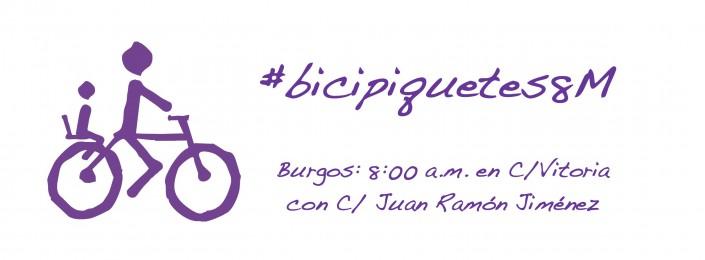Logo BCB morado y convocatoria bicipiqueete