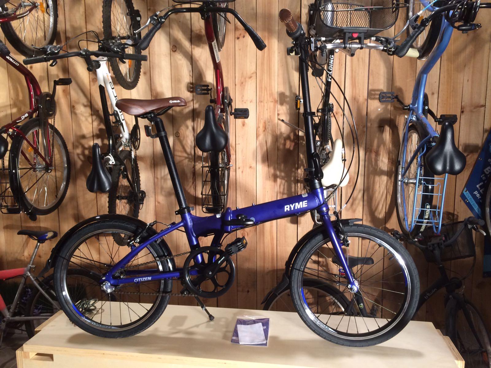 Bicicleta Rime Bike