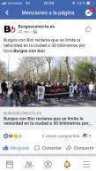 Entrada en Facebook de Diario de Burgos 11/04/19