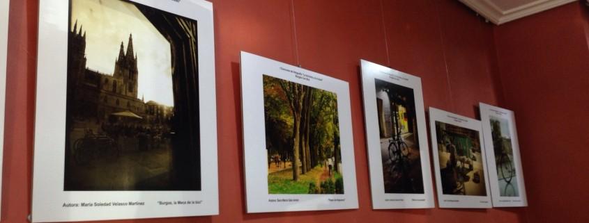 Exposición fotos bar fuentecillas