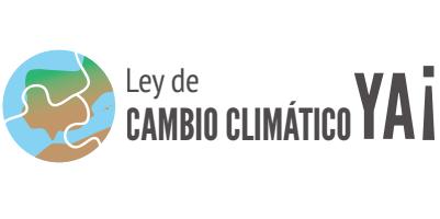 Banner Ley de cambio climático ya