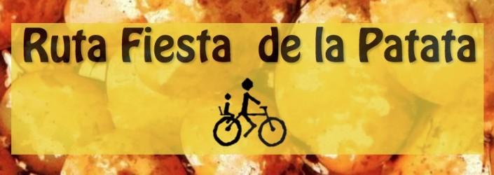 Ruta Fiesta de la patata.
