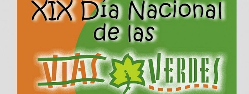 Banner XIX Día de las Vías Verdes