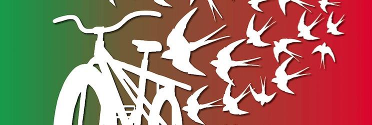 Bici y pájaros