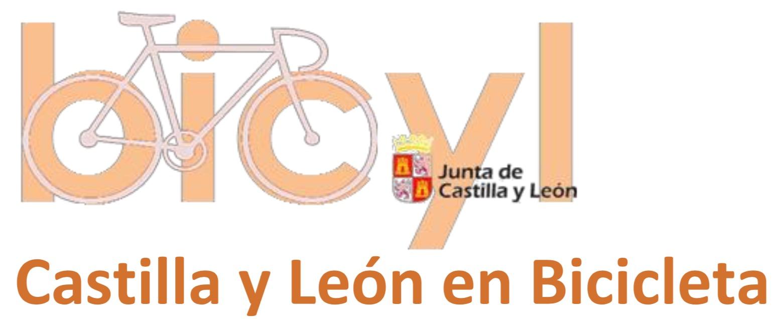 Logo del Proyecto estratégico Castilla y León en bicicleta. Bicyl