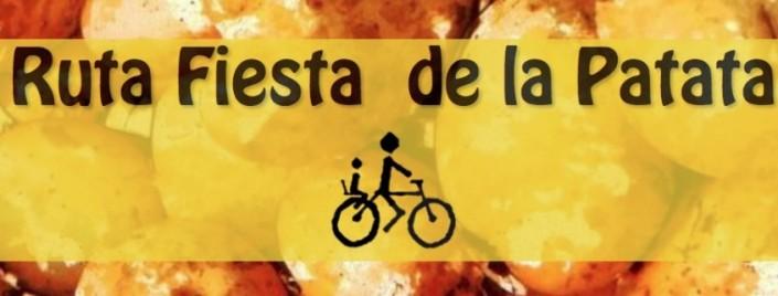 Imagen de bici y patatas