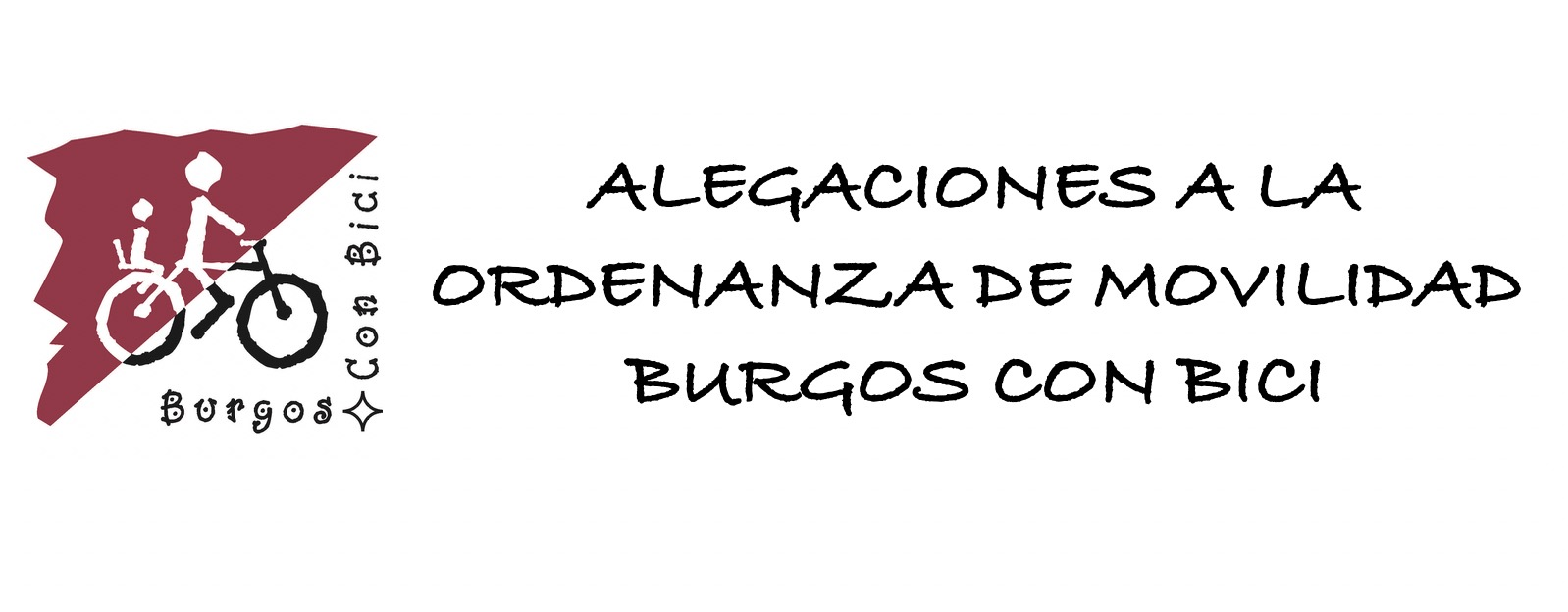 Alegaciones a la Ordenanza de Movilidad. Burgos Con Bici