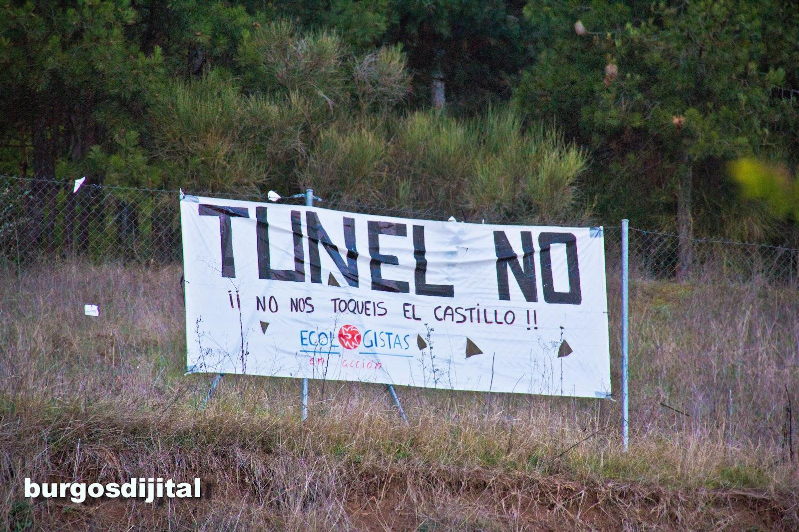 Túnel del Castillo NO