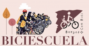 Biciescuela de Burgos Con Bici
